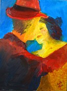 Keith Thue Art - Two AM Tango by Keith Thue