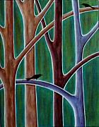 Karla Gerard - Two Birds And Four Trees