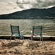 Two Chairs Print by Joana Kruse