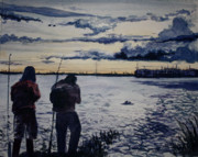 Jon Schaubhut - Two Guys Fishing in...