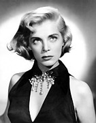 1950s Portraits Framed Prints - Two Of A Kind, Lizabeth Scott, 1951 Framed Print by Everett