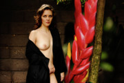 Nude Photographs Posters - Two Perfect Creations of Mother Nature Poster by Harry Spitz
