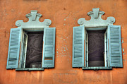 Open Window Framed Prints - Two windows Framed Print by Mats Silvan