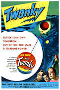 1950s Movies Prints - Twonky, From Left Norman Field, Hans Print by Everett