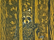 Mills Drawings - Ty-Coon by Terri Mills