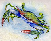 Doris Blessington - Tybee Blue Crab 2