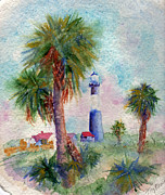 Doris Blessington - Tybee Lighthouse and...