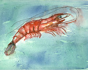 Doris Blessington - Tybee Wild Shrimp