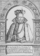 Observer Photo Metal Prints - Tycho Brahe Metal Print by Science, Industry & Business Librarynew York Public Library