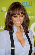 Upfronts Tv Television Network Presentation Posters - Tyra Banks At Arrivals For Cw Network Poster by Everett