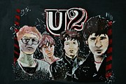 U2 Art - U2 by Dana Gumms