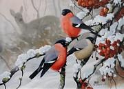 Uccelli Print by Roberto Bianchi