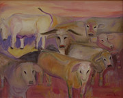 Moo Originals - Udderly Different by Susan Hanlon