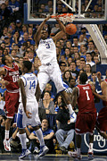 Razorbacks Photos - UK v Arkancas - 7 by Mark Boxley