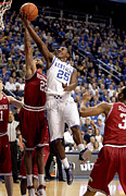 Razorbacks Photos - UK v Arkansas - 12 by Mark Boxley