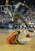 Ncaa Prints - Uk v. UT - 1 Print by Mark Boxley