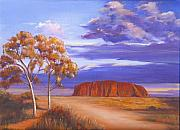 Robynne Hardison - Uluru  - Ayers Rock
