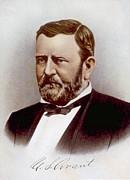 Ulysses S. Grant 1822-1885, U.s Print by Everett