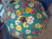 Umbrella Tapestries - Textiles - Umbrella Hand Work by Dinesh Rathi