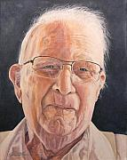 Uncle Paintings - Uncle Denman by Kenneth Kelsoe