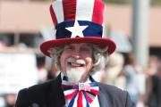 Patriot Photo Originals - Uncle Sam by Randy Matthews