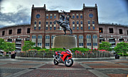 Doak Campbell Stadium Prints - Unconquered Print by Alex Owen