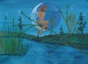 Robert Meszaros - under a spring moon...
