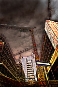 Archival Prints - Under Construction Two Print by Adriano Pecchio