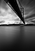 Long Framed Prints - Under Framed Print by Jorge Maia