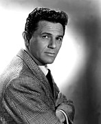 1950 Movies Photo Metal Prints - Under My Skin, John Garfield, 1950 Metal Print by Everett