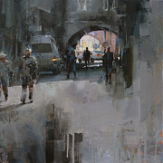 Tibor Nagy - Under the Arches