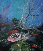 Fishscape Art - Under Water Adventure by Justin Hiatt