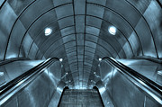 Staircase Prints - Underground 10 Print by Svetlana Sewell