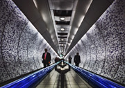 Aisle Photos - Underground Network by Evelina Kremsdorf