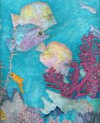 Underwater Splendor IIi Print by Denise Hoag