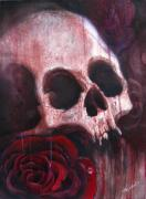 Vanitas Framed Prints - Uneasy Framed Print by Matt Truiano