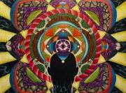 Unfolding Spirit Print by Matthew Fredricey