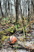 Basketball Prints - Unfulfilled Dreams  Print by JC Findley