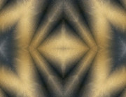 Non-representational Prints - Unification Of Emotion - Abstract Print by Zeana Romanovna