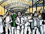 Union Print by Nina Mirhabibi