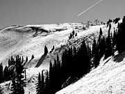 Expert Framed Prints - Union Peak at Copper Mountain Resort - Colorado Framed Print by Brendan Reals