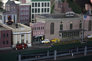 Miniatures Art - Union Station by Kevin  Sherf