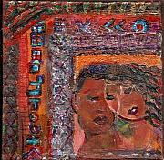 African Americans Mixed Media - Unity by Anne-Elizabeth Whiteway