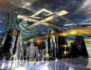 Science Fiction Mixed Media Originals - Universal World by Mason BenYair