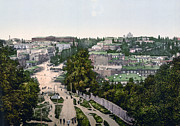 Kiev Framed Prints - University of Kiev - Ukraine - ca 1900 Framed Print by International  Images