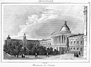 1845 Photos - University Of London, 1845 by Granger