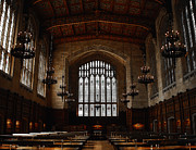 University Of Michigan Photos - University of Michigan Library - embelished by Retouch The Past