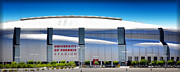 University Of Arizona Art - University of Phoenix Stadium II by Diane Wood
