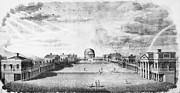 1826 Prints - University Of Virginia Print by Granger
