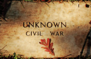 Unknown Civil War Print by Kathleen K Parker